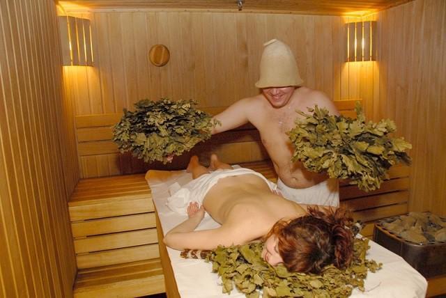 Дубовые веники - отличное средство для банного массажа