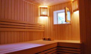 Вентиляция в бане своими руками – схема