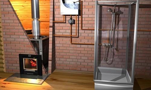 Печи ермак для бани с теплообменником для воды Кожухотрубный конденсатор Alfa Laval CDEW-E260 T Сарапул