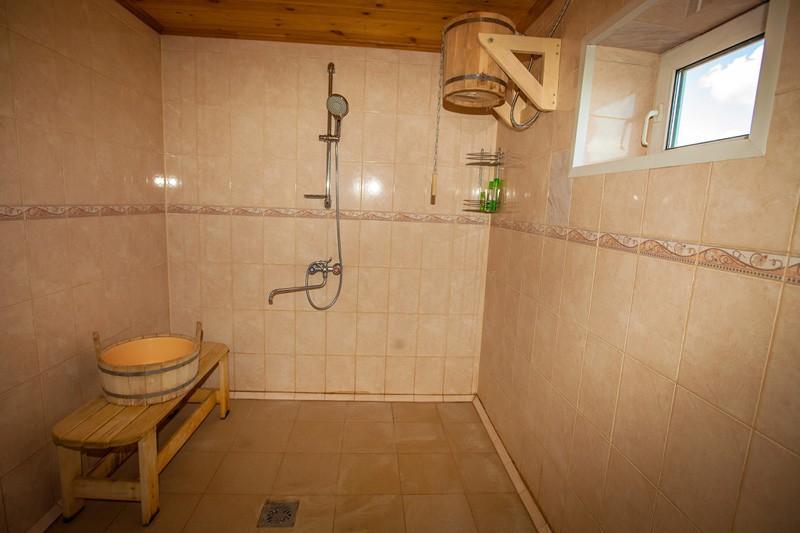 Помывочная в бане