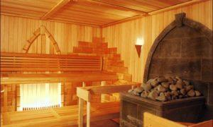 Утепление бани изнутри — схема