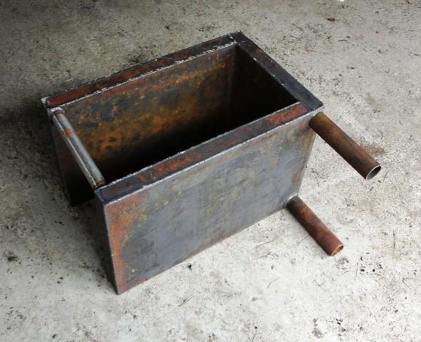 Теплообменник из листовой стали