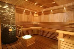Деревянные полы в бане