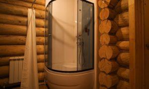 Душевая кабина 90х90 с глубоким поддоном — инструкция по установке