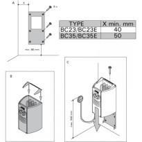 Инструкция по установке и подключению электрокаменки