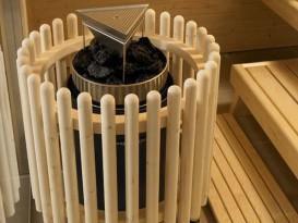Как топить баню электрокаменкой