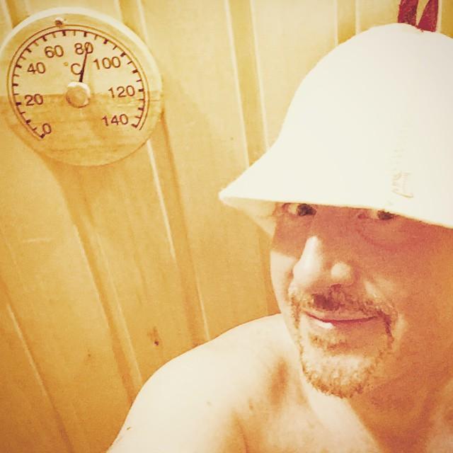 Лучше не топить баню до температуры выше ста градусов