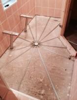 Маяки для стяжки пола в бане