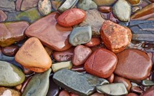 Морские камни