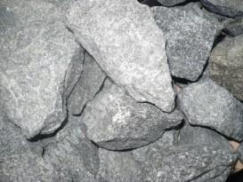 На фото камни для бани и сауны габбро-диабаз Показать на странице Открыть в полном размере