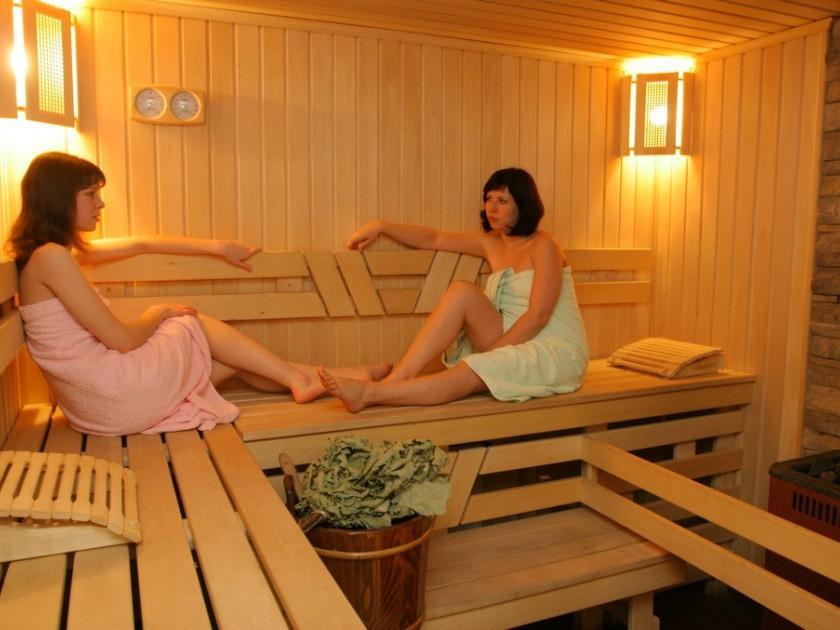 Посещение русской бани противопоказано при ряде заболеваний