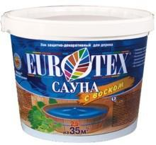 Пропитка для сауны Eurotex