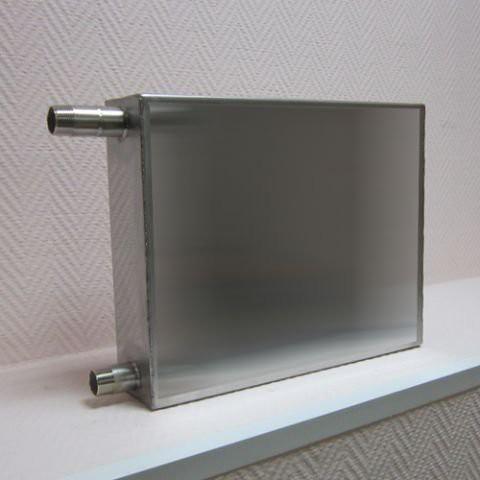 Регистр - теплообменник для банных печей