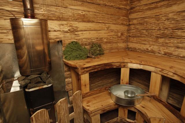 Сегодня парные в русских банях не отличаются большой площадью и высотой потолка