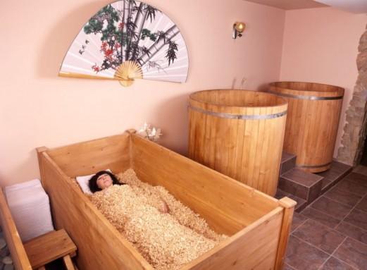 Японская баня. Ее особенности