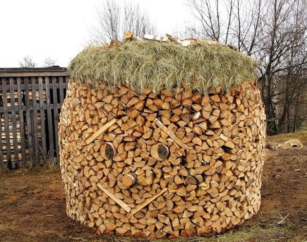 Оптимальной для топки банной печи является та порода древесины, которая имеет наивысшую теплотворность среди всех произрастающих в месте расположения бани