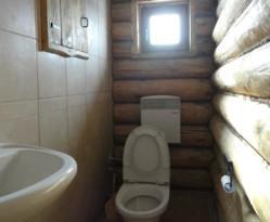 Русская баня с санузлом