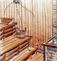 Оба вентиляционные отверстия просверливают в стене, находящейся возле печи. В нижнее поступает кислород, а в верхнее для эффективного проветривания устанавливают вентилятор.