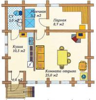 Местоположение и взаимосвязь с другими помещениями