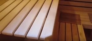 Банный полок можно изготовить своими руками