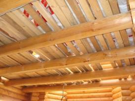 Временный потолок