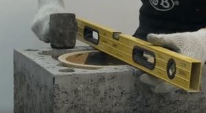 Выравнивание блоков