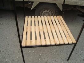 Деревянная решетка - пример