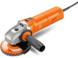 Для шлифовки и полировки сварных швов нужна мощная УШМ 125 мм с электронной регулировкой оборотов