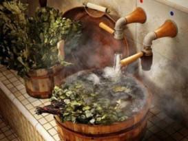 Как запарить веник для бани