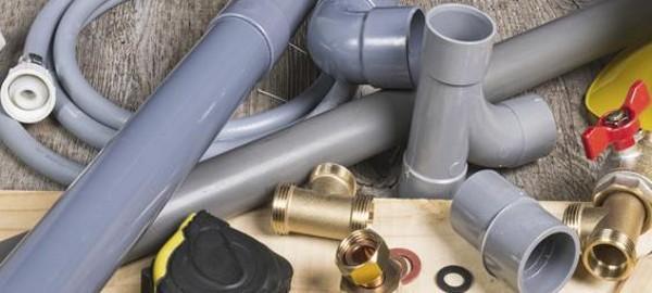 Канализационные трубы для бани