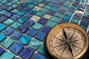 Керамическая мозаика-плитка
