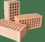 Кирпич керамический рядовой пустотелый одинарный