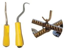 Крючки для вязки арматуры