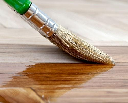 Льняное масло - надежная защита древесины (рис. 38)