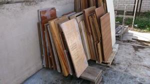 Мебельные доски также подходят для сборки опалубки