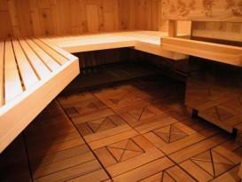 Напольная плитка для бани