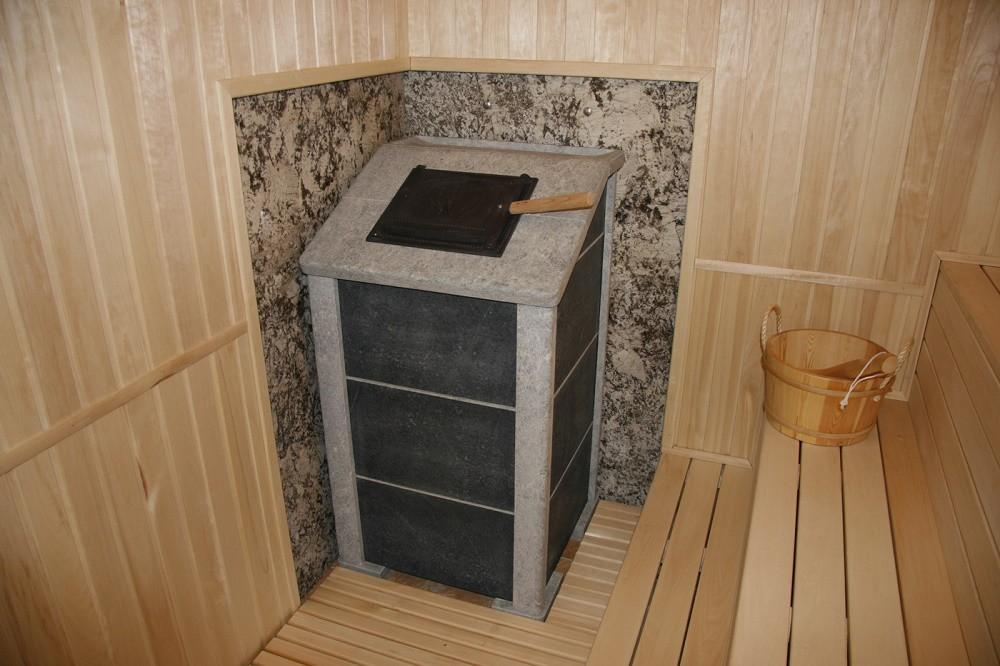 Облицовка плиткой или камнем