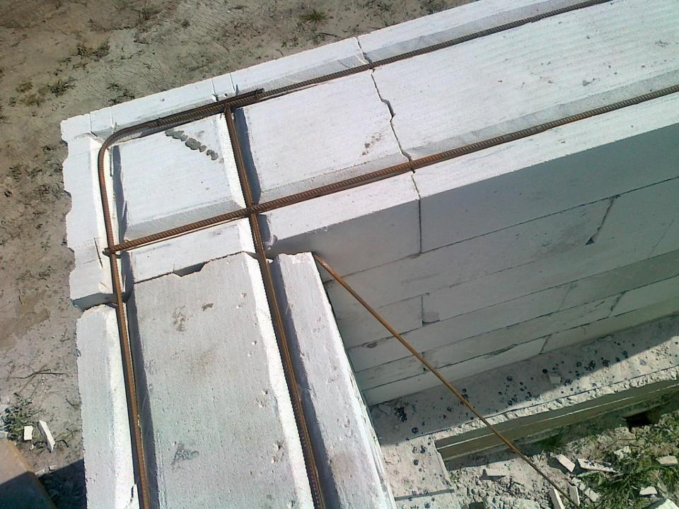 Баня из керамзитобетонных блоков своими руками пошаговая 337