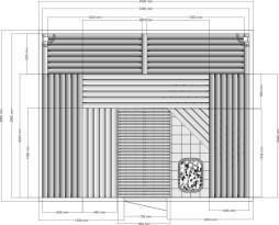 Проектирование бани и полоков