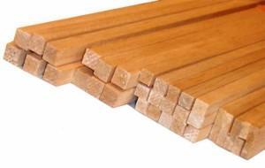 Рейка деревянная 30х50 мм