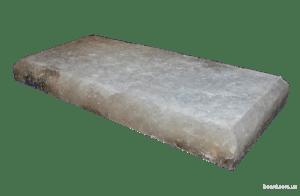 Соляная плитка 17см х 36см