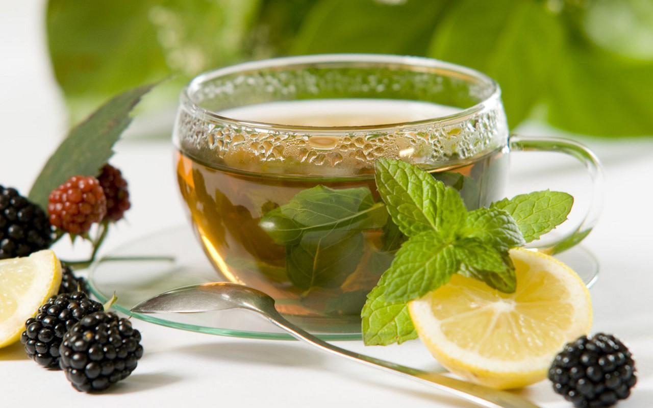 Травяной чай для красоты