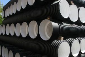 Труба Корсис для ливневой и безнапорной канализации
