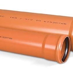 Труба ПВХ для наружной канализации SDR 51