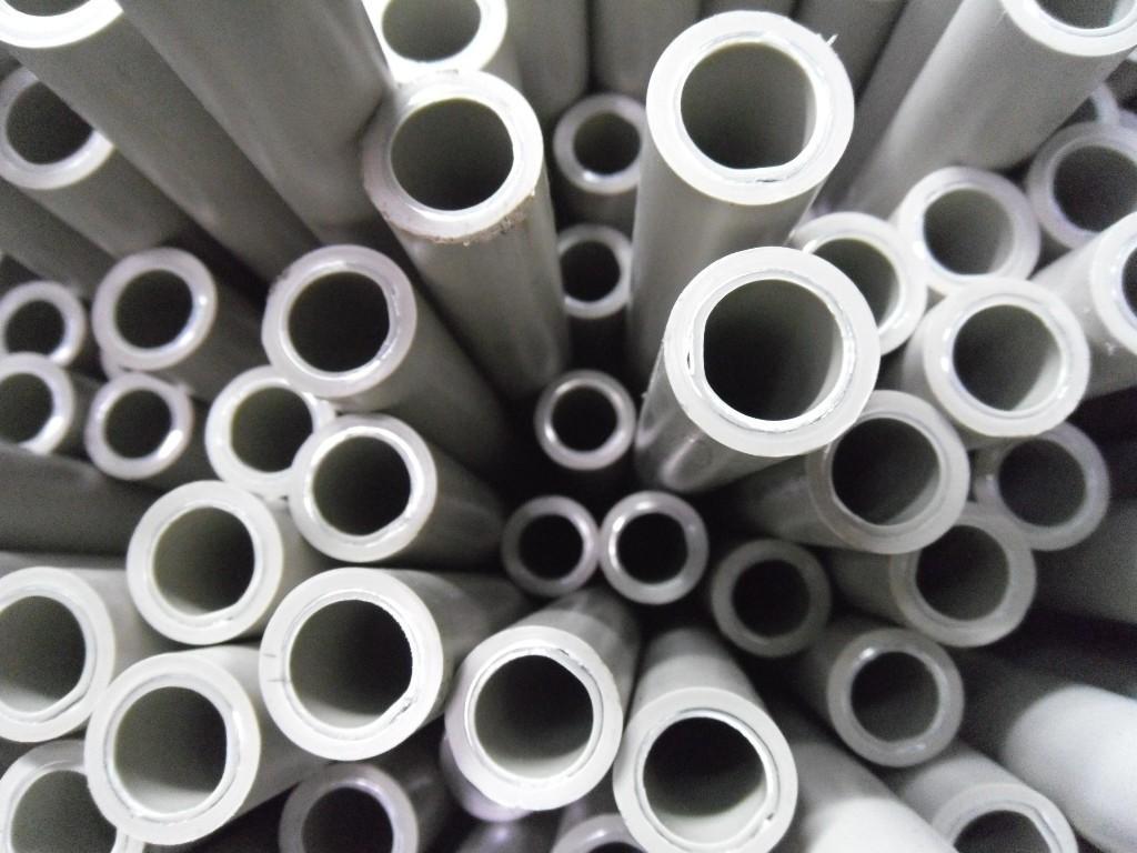 Трубы для отопительной сети и водопровода