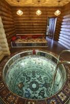 Керамическая мозаика в интерьере