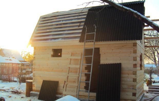 Во всех случаях зимовка недостроенного сооружения не проходит для него бесследно