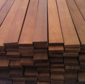 Термоабаш - термированная древесина абаши