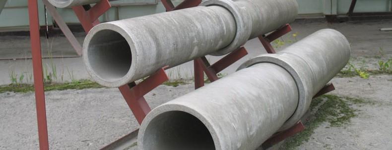 Асбестоцементные трубы безнапорные