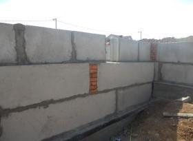 Фото фундамента из блоков